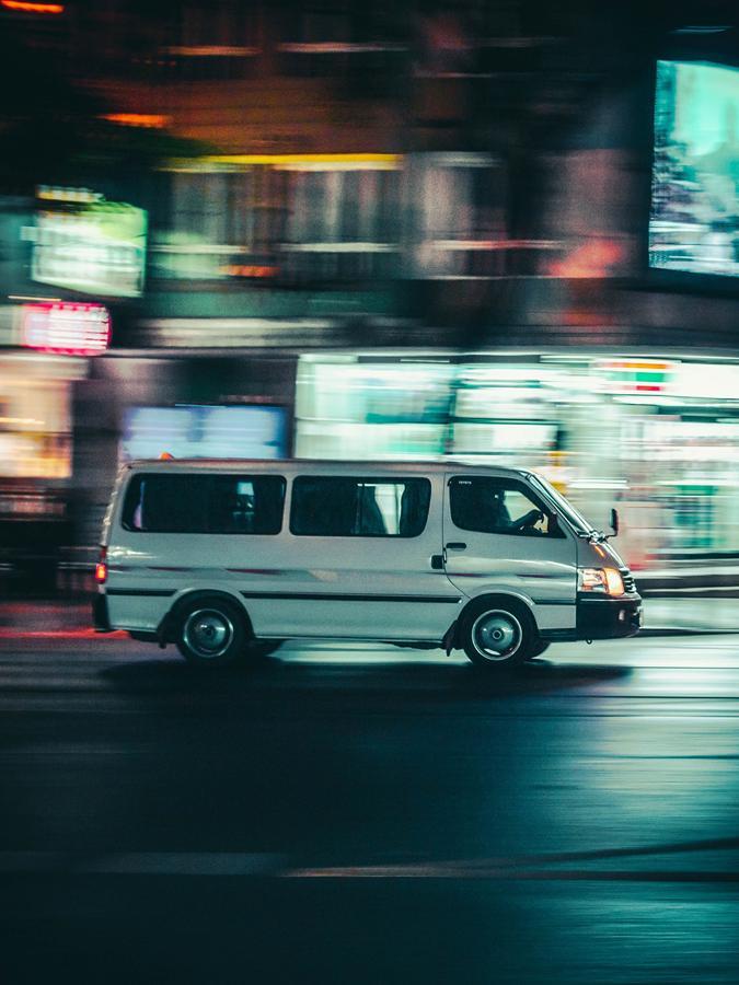 Podróż do Niemiec wygodnym busem